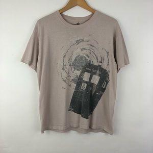 Doctor who Time Box Shirt